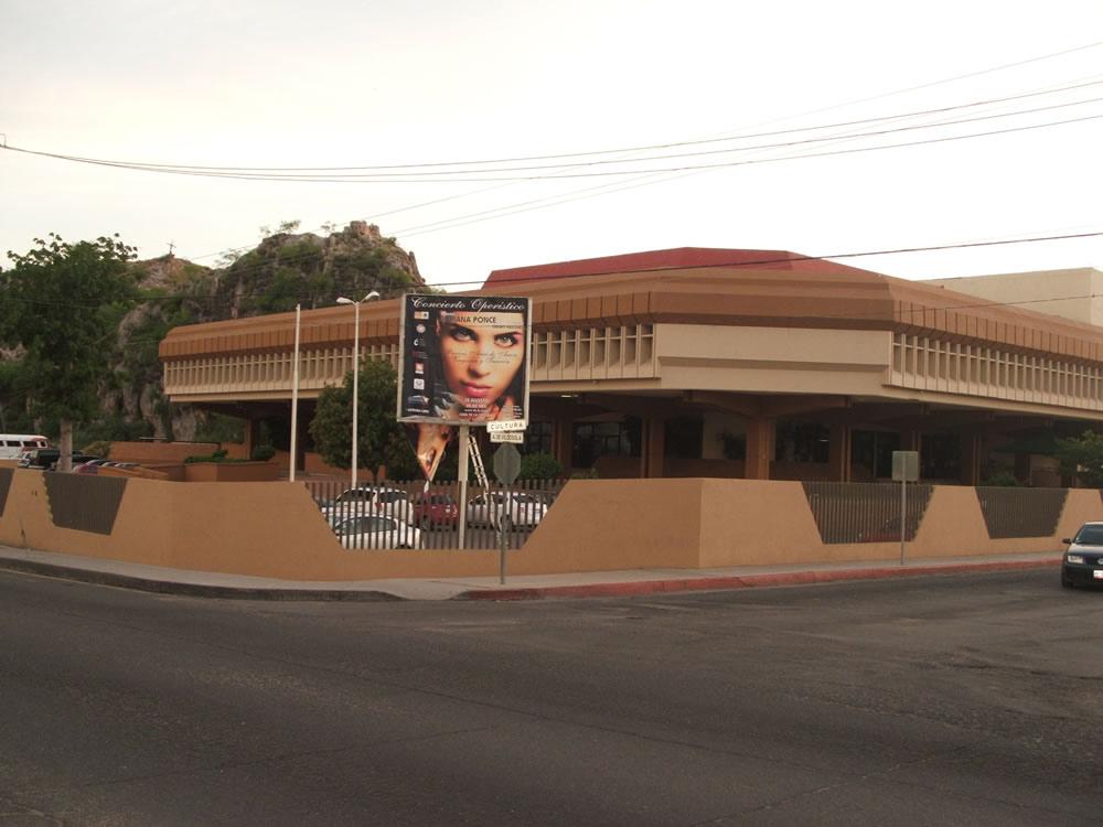 Casa de la Cultura, Sonora