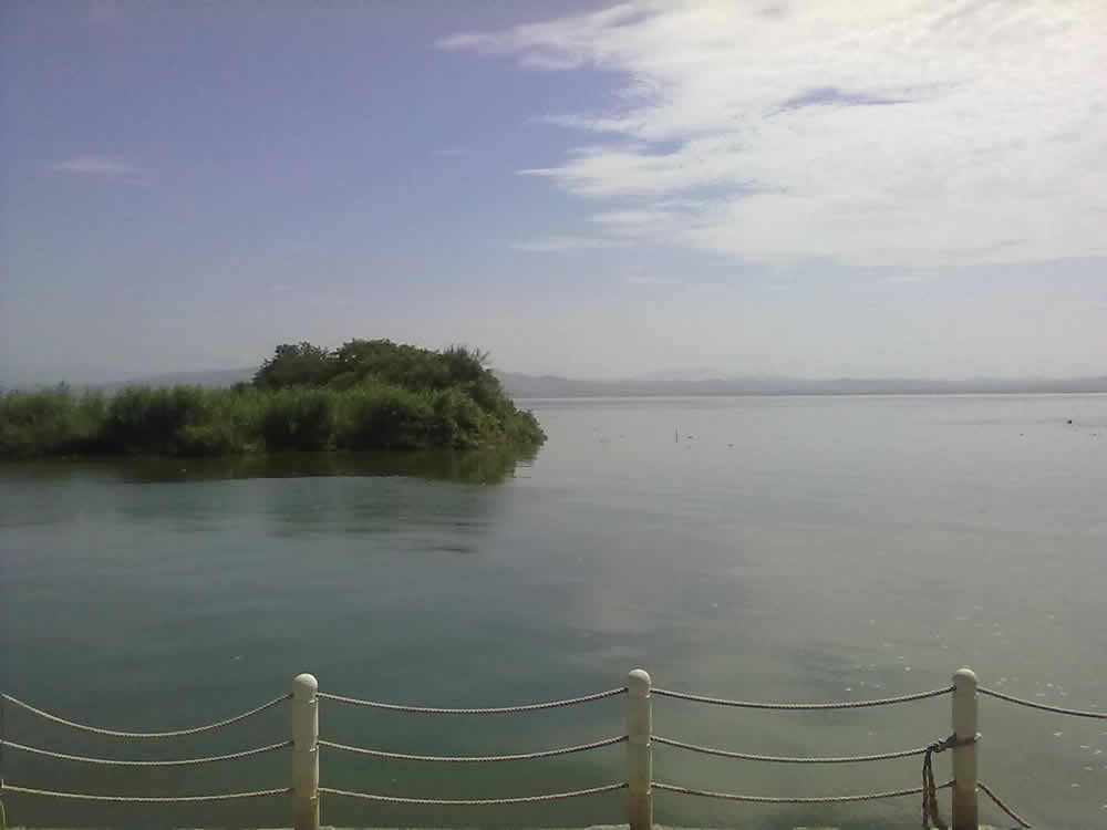 Laguna Tres Palos, Guerrero