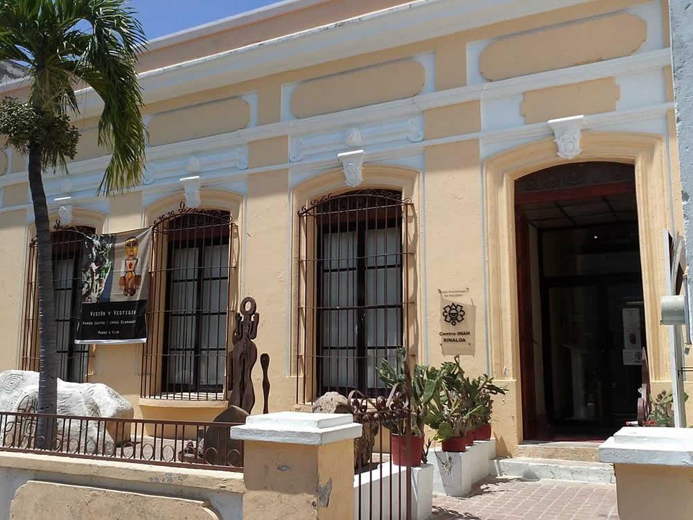Museo Arqueológico de Mazatlán, Sinaloa