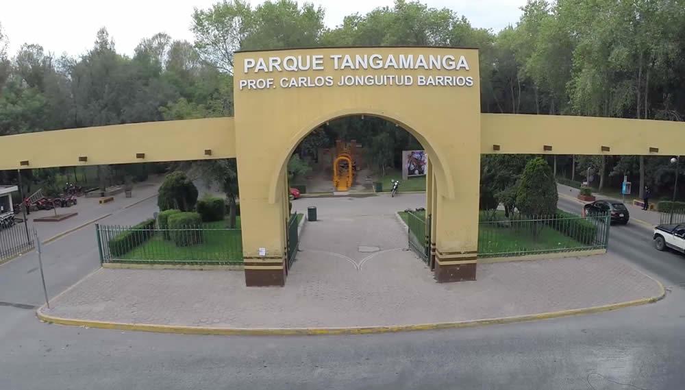 Parque Tangamanga I, San Luis Potosí