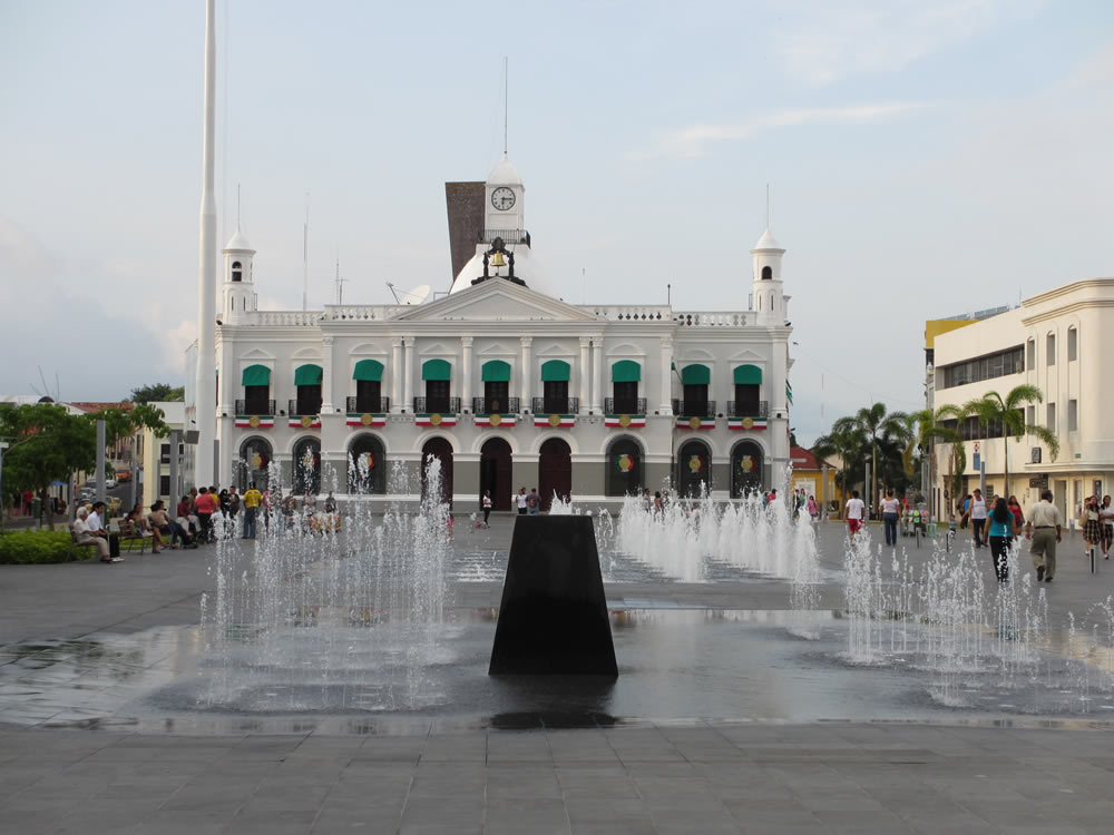 Plaza de Armas, Tabasco