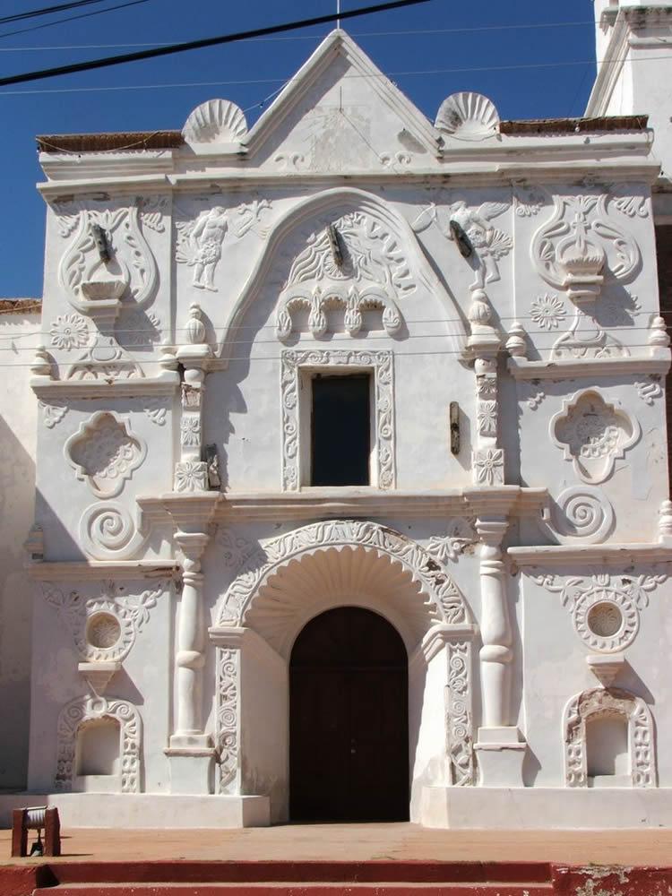 Templo de San Pedro y San Pablo, Sonora