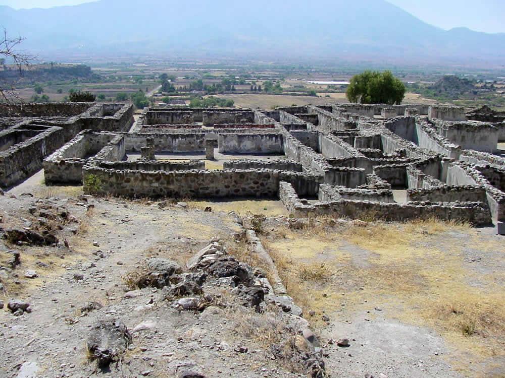 Yagul, Oaxaca