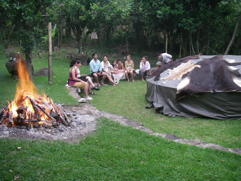 Campismo en Veracruz