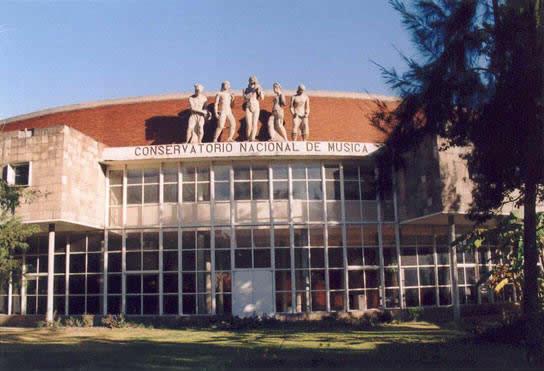Conservatorio Nacional de Música, Ciudad de México