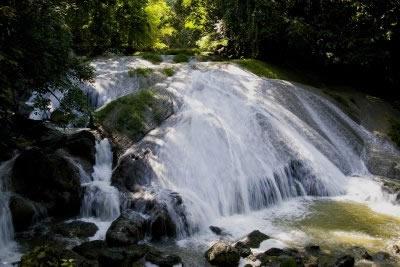 Cascada Agua Blanca, Tabasco