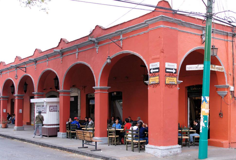 Barrio Mágico San Agustín de las Cuevas, Ciudad de México