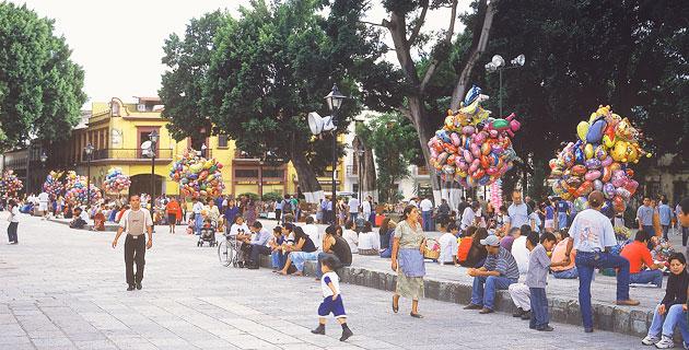 Alameda de León, Oaxaca
