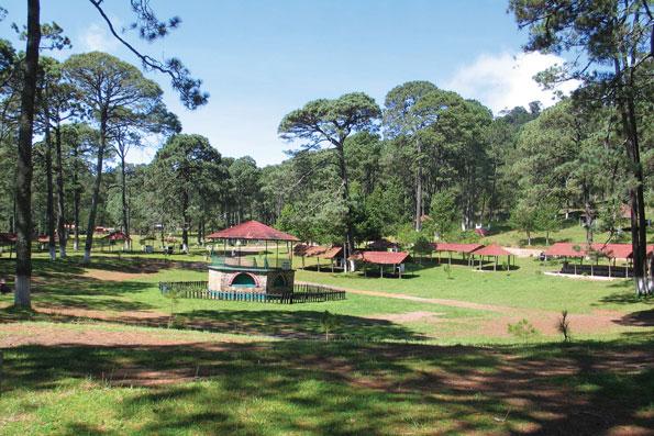 Parque Nacional Campo Alegre, Querétaro
