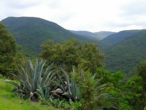 Sierra de Alvarez, San Luis Potosí
