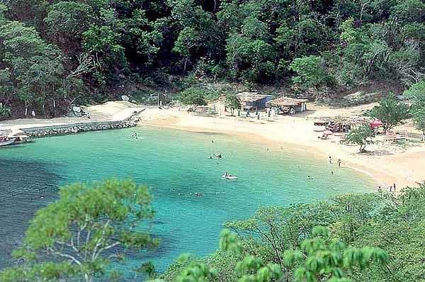 Playa del Amor, Oaxaca