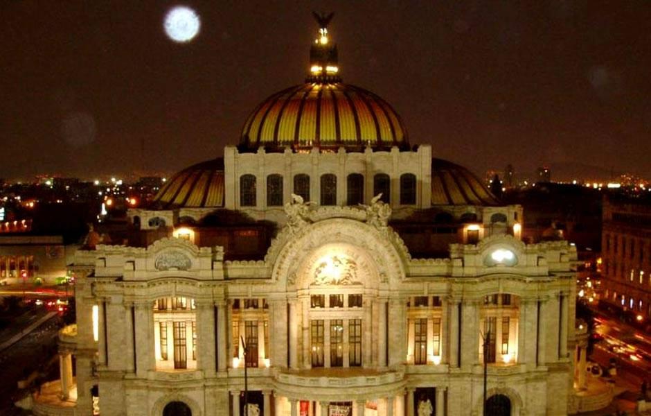 La Arquitectura de la Ciudad de México