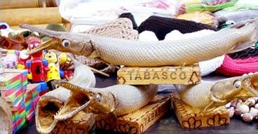 Artesanías de Tabasco