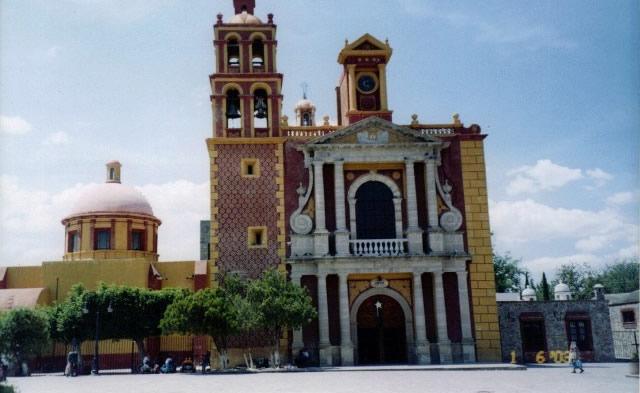 Parroquia de Santa María de la Asunción, Querétaro