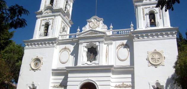 Templo de la Asunción, Guerrero