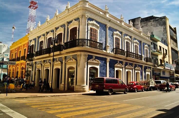 Casa de los azulejos tabasco turimexico for Casa de los azulejos ciudad de mexico