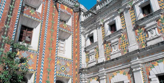 La Concordia y el Patio de los Azulejos, Puebla
