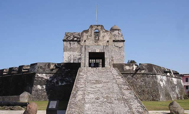 Museo de Sitio Baluarte de Santiago, Veracruz