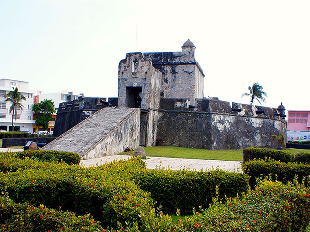 Baluarte de Santiago, Veracruz