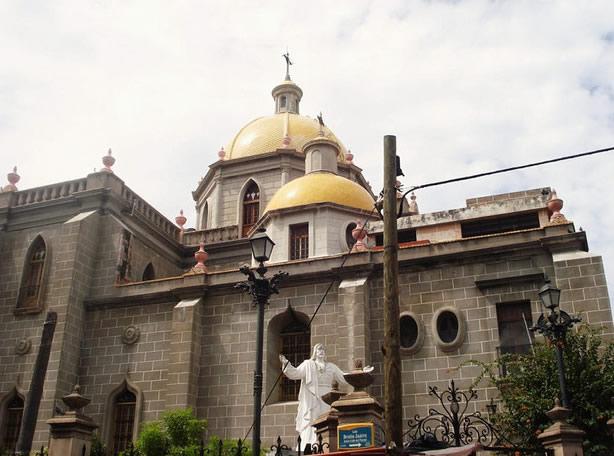 Catedral Basílica de la Purísima Concepción, Sinaloa