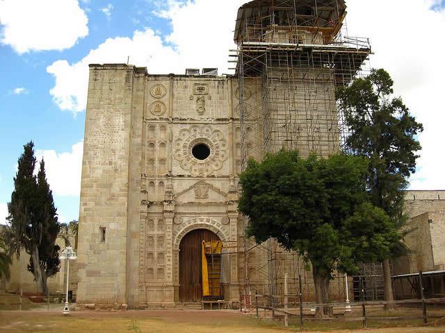 Templo de San Juan Bautista, Oaxaca