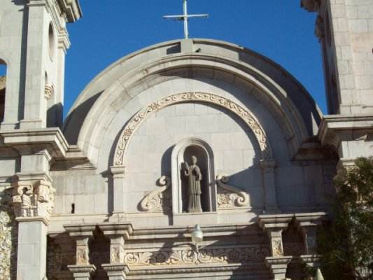 Templo de Baviácora, Sonora