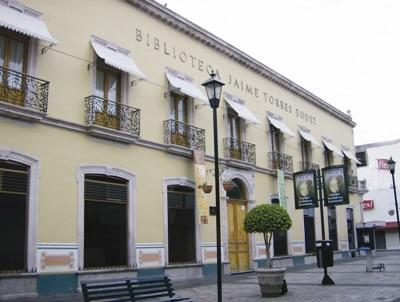 Biblioteca Jaime Torres Bodet, Ciudad de México