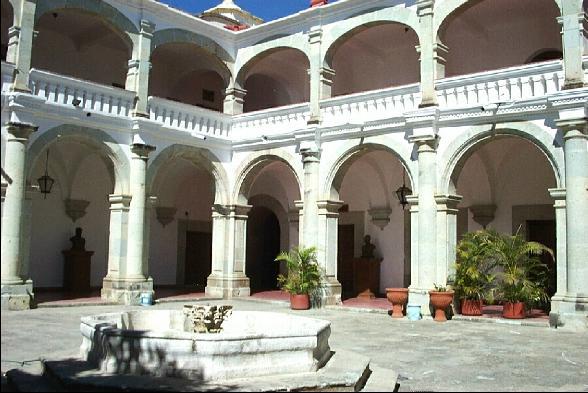 Escuela de Bellas Artes, Oaxaca
