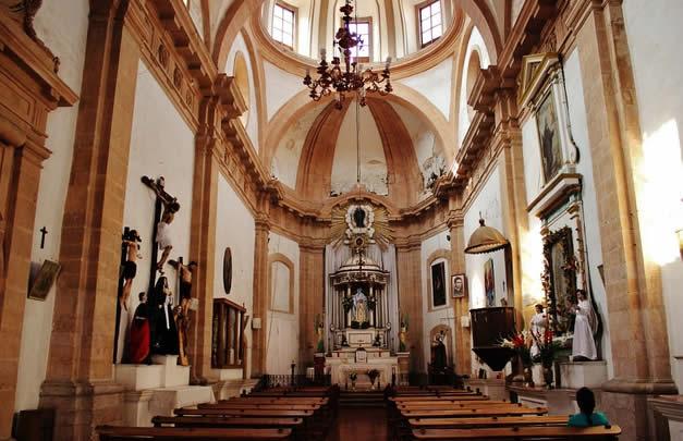 Templo de San Bernardino, Guerrero