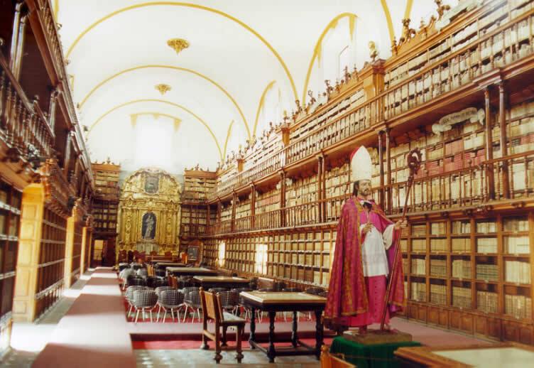 Biblioteca Palafoxiana, Puebla