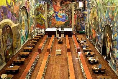 Biblioteca Miguel Lerdo de Tejada, Ciudad de México