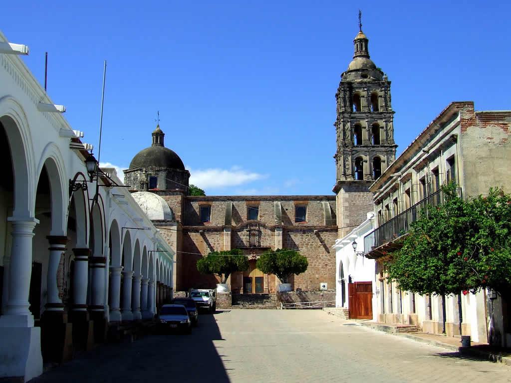 Templo de la Candelaria, Sonora