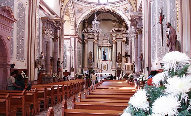 Capilla de Loreto, San Luis Potosí