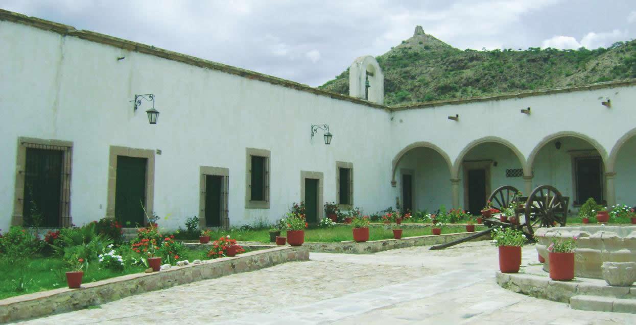 Hacienda Carranco, San Luis Potosí