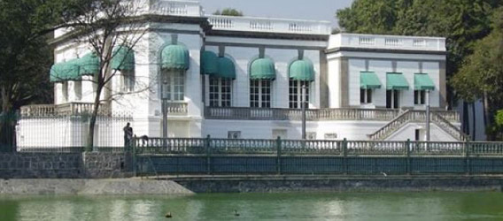 Casa del Lago, Ciudad de México