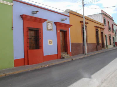 Museo Casa de Juárez, Oaxaca