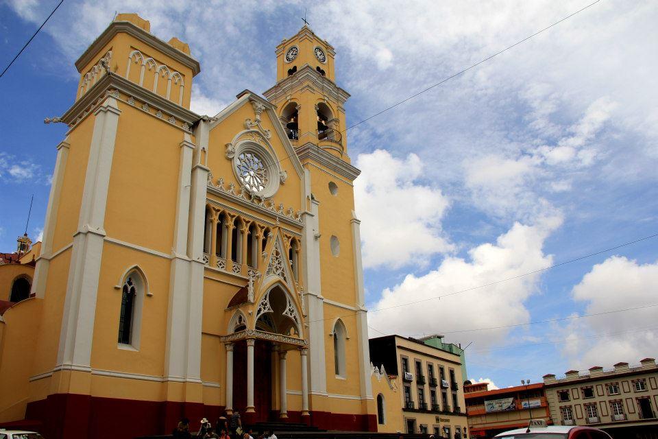 Catedral de Jalapa, Veracruz