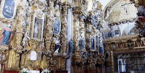 Templo y Ex Convento de Santa Clara, Querétaro