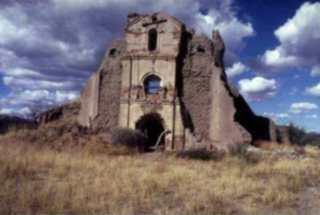 Misión de Nuestra Señora del Pilar y Santiago Cocóspera, Sonora