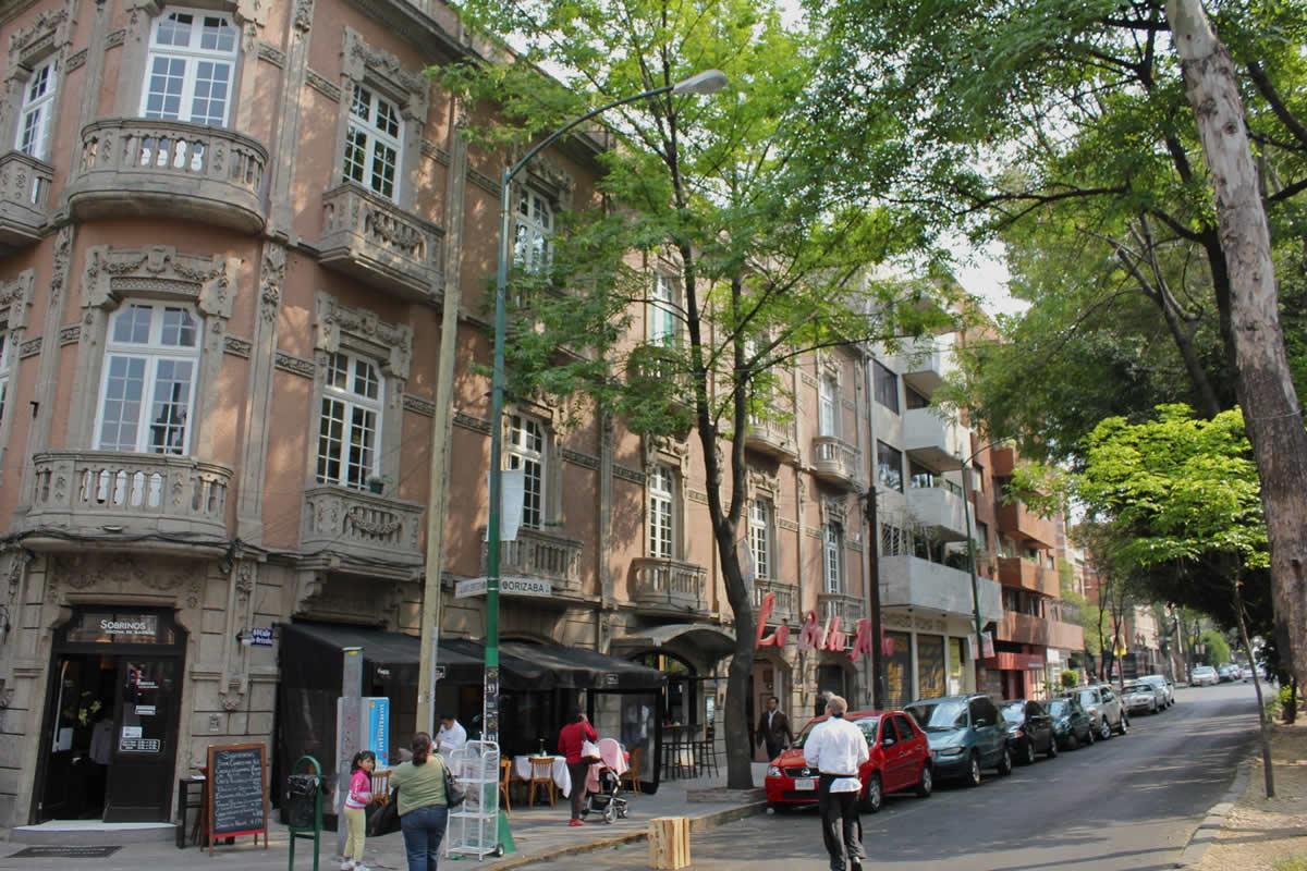 Colonia Roma-Condesa, Ciudad de México