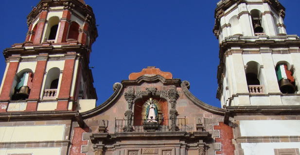 Templo de la Congregación de Guadalupe, Querétaro