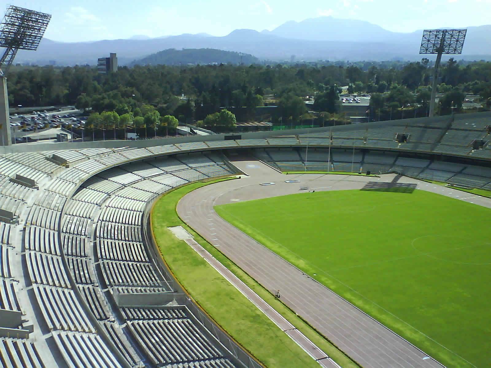 Estadio Olímpico Universitario, Ciudad de México