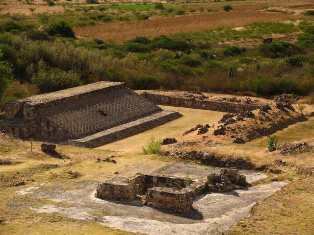 Dainzú, Oaxaca
