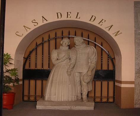 Casa del Deán, Puebla