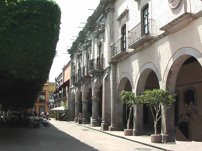 Casa de Ecala, Querétaro