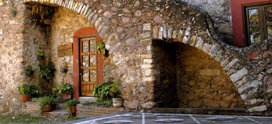 Ex Hacienda de el Chorrillo, Guerrero