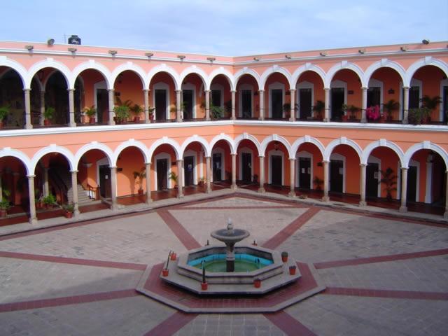 Palacio Municipal (El Fuerte), Sinaloa