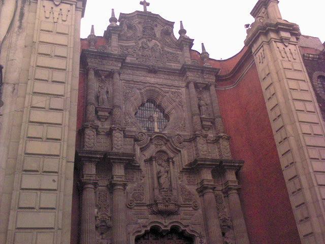 La Enseñanza, Ciudad de México