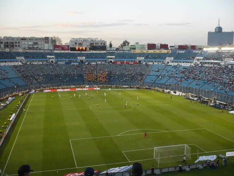 Estadio Azul, Ciudad de México