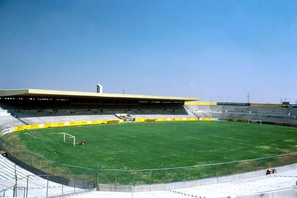 Estadio Neza 86, Ciudad de México